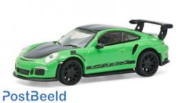 Porsche 911 (991) GT3 RS - green