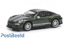 Porsche 911 R (991) - green