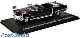 Cadillac limousine Queen Elizabeth II