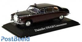 Daimler DS420 Limousine, Queen Mum