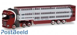"Scania CS cattle carrier ""Vaex"" (NL)"