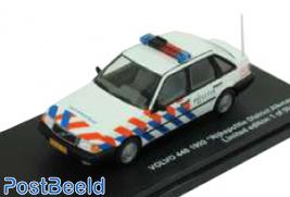 Volvo 440 Rijkspolitie District Alkmaar - 1992