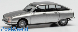 Citroën GS - Silver metallic