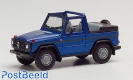 Mercedes-Benz MB G-Model, blue metallic
