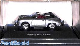 Porsche 356 Cabriolet - Silver