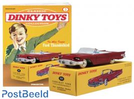 Ford Thunderbird cabriolet , Dinky Toys Replica