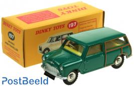 Morris Mini-Traveller, Dinky Toys Replica