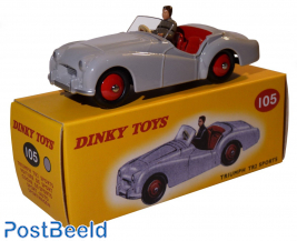 Dinky Toys, Triumph TR2 SPORTS CONVERTIBLE