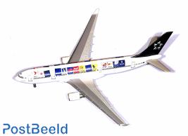 "Airbus A330-200 'Austrian Airlines' ""Star Alliance"""