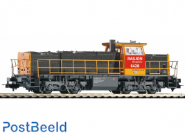 Diesel locomotive Serie 6400 Railion