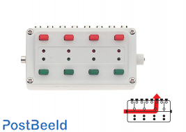 Control Box with a Feedback Function