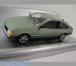 Opel Monza 1978, Green metallic