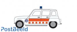 Renault R4 Police (Netherlands)