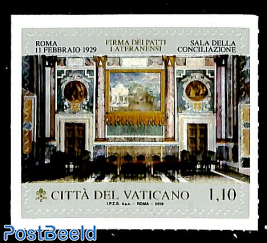 Laterans congress 1v, joint issue Italy