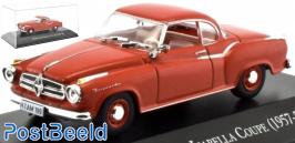 Borgward ISABELLA COUPE 1957-58