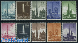 Roman Obelisks 10v