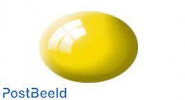 Revell Aqua color 36112 Geel Glanzend