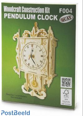 Pendulum Clock Woodcraft Kit