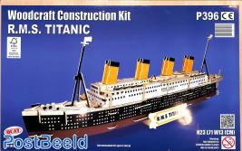 R.M.S. Titanic Woodcraft Kit