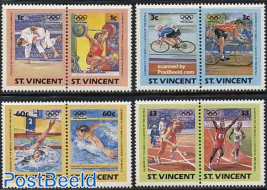 Olympic Games 4x2v [:]