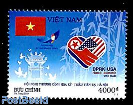 Hanoi summit between US and North Korea 1v