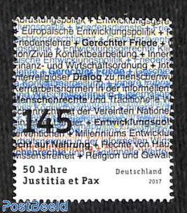 50 Years Justitia et Pax 1v