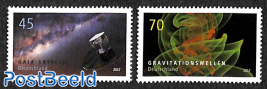 Astrophysichs, Gaia satelite 2v