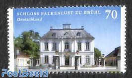 Schloss Falkenlust zu Brühl 1v