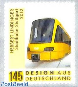 Herbert Lindinger, Stadtbahn Stuttgart 1v s-a