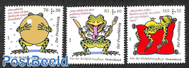 Welfare, king frog 3v
