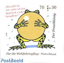 Welfare, king frog 1v s-a