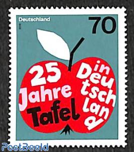 25 years Tafel in Deutschland 1v
