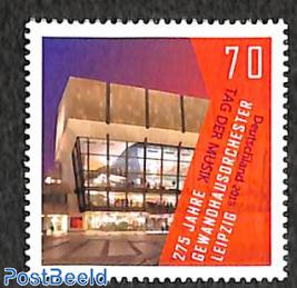 275 years House Orchestra Leipzig 1v