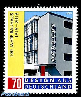 100 years Bauhaus 1v