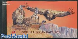 Birds of Prey booklet
