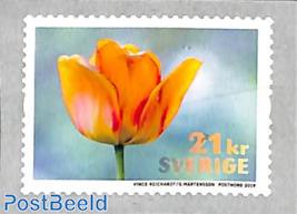 Tulip 1v, coil stamp