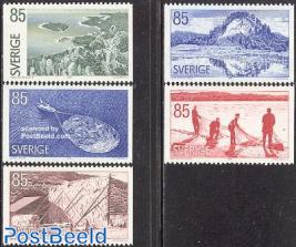 Angermanland tourism 5v