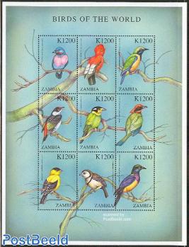 Birds 9v m/s (9x1200K)
