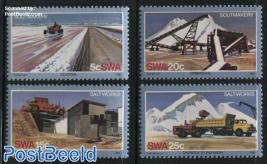 Salt industry 4v