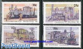 Locomotives 4v