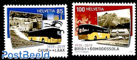 Autobus lines 2v