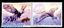Europa, birds 2v [:]