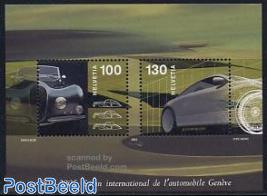 Geneva motor show s/s