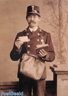 Postman 1855