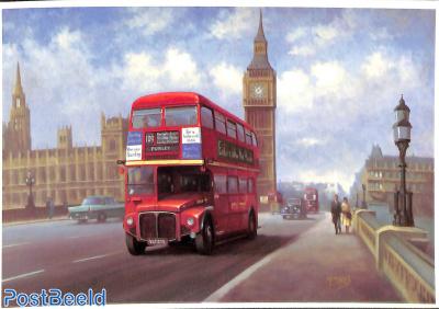 Routemaster and Big Ben
