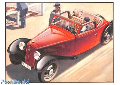 DKW Front zweisitzer