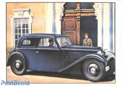 DKW Reichsklasse innenlenker