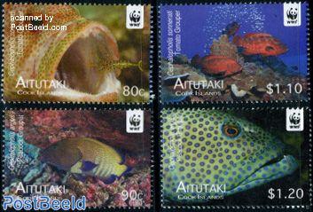 WWF, Fish 4v