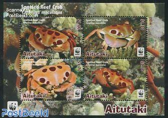 WWF, Crabs s/s