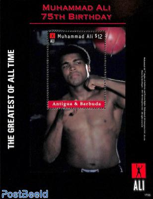 Muhammad Ali s/s